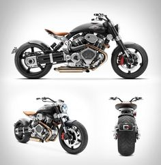 X132 Hellcat Speedster | by Confederate Motorcycles