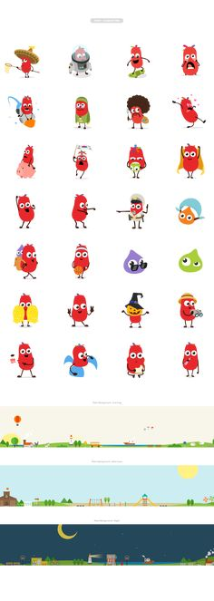 Simple Character, Character Sheet, Character Concept, Character Design, Cute Illustration, Character Illustration, People Illustration, Game Design, Icon Design