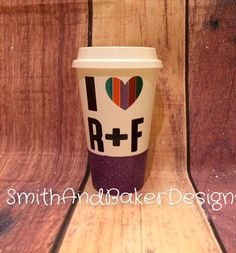 Rodan and Fields coffee cup , I heart Rodan and Fields,  Rodan and Fields, Rodan + Fields, glitter coffee cup coffee mug plastic to go cup by SmithAndBakerDesigns on Etsy https://www.etsy.com/listing/270287790/rodan-and-fields-coffee-cup-i-heart