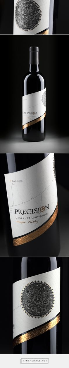 Precision — The Dieline - Branding & Packaging - created via http://pinthemall.net