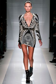 Balmain Spring 2012 RTW - Review - Collections - Vogue##/collection/runway/spring-2012-rtw/balmain/1/