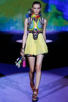 Dsquared² Spring 2016 Ready-to-Wear Fashion Show