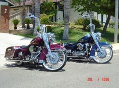 Lowrider Harley MC's
