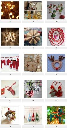 Natale: 50 idee per decorare la casa e l'albero di Natale Xmas Crafts, Crafts For Kids, All Things Christmas, Christmas Ideas, Christmas Baubles, Xmas Decorations, Advent Calendar, Presents, Diy