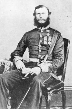Lt J.P.H Crowe,VC 78th Highlanders, 1857