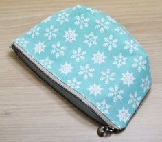 Step by Step Sewing Tutorial  in Pictures. DIY Make Up Bag.  Сумочка-косметичка. МК.