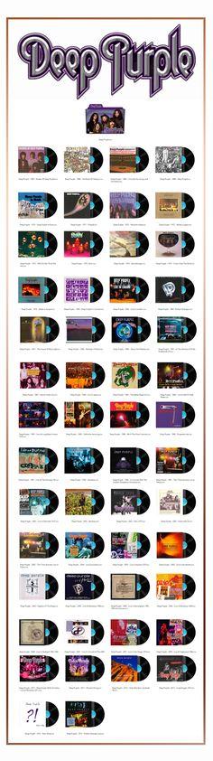 Album Art Icons: Deep Purple