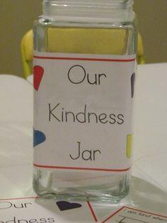 Our Kindness Jar