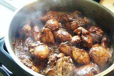 trinidad recipe for stew chicken