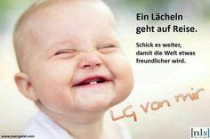 Lach doch mal!!