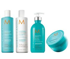 Moroccanoil's Smoothing Collection