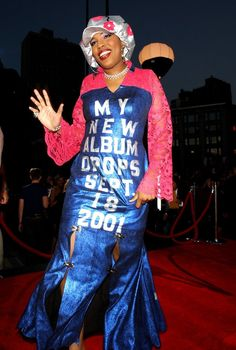 Worst MTV #VMA Looks of All-Time: Macy Gray, 2001 | StyleList Canada
