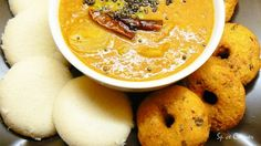 'Idli-Vada-Sambar' - Monsoon Spice - Unveil the Magic of Spices...