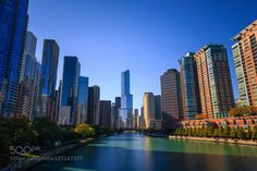 Chicago heart view by MarcelLesch. Please Like http://fb.me/go4photos and Follow @go4fotos Thank You. :-)