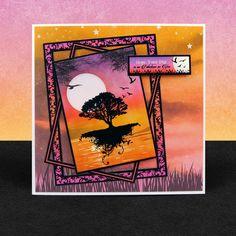 Twilight Kingdom Sunset Edition - Hunkydory | Hunkydory Crafts