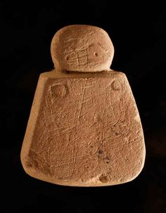 Orkney Venus - Early people - Scotlands History The 'Orkney Venus' or 'Westray Wife' is a 5000-year-old stone figure discovered by archaeologists during an excavation at Links of Noltland in 2009. She is the earliest representation of a human form ever found in Scotland.