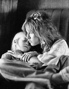 Stevie Nicks, Amy Fleetwood, 1977. Photo by Richard Dashut