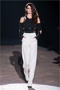 Sfilata Francesco Scognamiglio Milano - Collezioni Autunno Inverno 2013-14 - Vogue