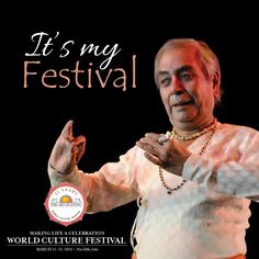 #WCF2016 : #Celebrating the #diversity of #cultural #traditions. #Delhi, #India