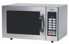 Commercial Microwave Oven with 10 Programmable Memory and Touch Screen Control Panasonic ++ You can get best price to buy this with big discount just for you. Best Small Microwave, Best Convection Microwave, Compact Microwave, Countertop Microwave Oven, Countertop Microwaves, Panasonic Microwave, Commercial Ovens