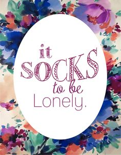 Laundry Sign - Socks to be Lonely - The Resplendent