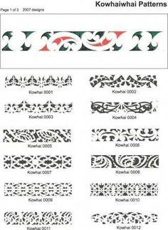 maori tattoo designs for men Polynesian Tattoo Meanings, Polynesian Art, Polynesian Tattoos, Filipino Tattoos, Polynesian Designs, Maori Designs, Maori Words, Maori Symbols, Maori Patterns