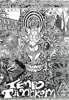 Tempo Tandrom : Saturday, 15 October 1994 Flyers, Sydney, Rave, October, Raves, Ruffles, Leaflets