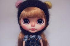 Sybbie Penguinbabydolls OOAK Custom Blythe by Penguinbabydoll