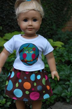 """Doll Clothes for 18/"""" American Girl Doll Handmade Clothing Swimsuit AG06"""