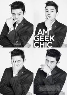 YOO AH IN --- THE CLASS' F/W 2013 COLLECTION