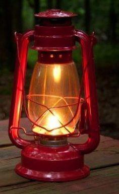 Camp- classic lantern