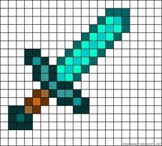 Minceaft sword