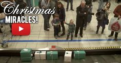 Watch what this airline did for it's passengers!  You will tear up! #Heartwarming #Christmas