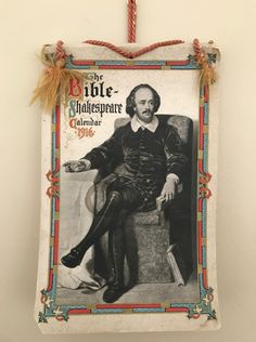The Bard and the Bible Shakespeare Words, William Shakespeare, Bible, Biblia, The Bible