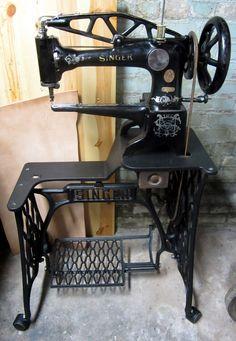 Add to collection. Dream piece   MI Vintage Sewing Machines: Singer 29 - 4 (1914)