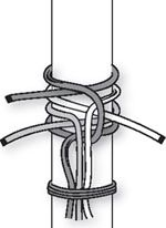 Coxcombing - Knots