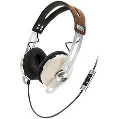 Buy Sennheiser Momentum On-Ear Headphones with Mic/Remote Online at johnlewis.com