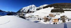 Minus 15 Grad Celsius, Winterlandschaft Berwang in der Tiroler Zugspitz Arena