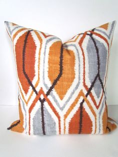 28 best orange pillows images orange pillows throw pillows cushions rh pinterest com