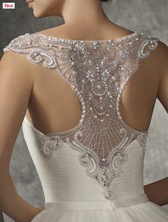 Back Embellishment Emphasis