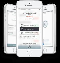 kontoalarm ist eine iPhone-App, die deine monatlichen Ausgaben senkt. Mit kontoalarm hast du all deine Kontobewegungen jederzeit im Blick und kannst unnötige Kosten sofort vermeiden.