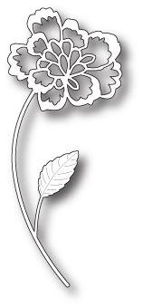 """Pixie Flower - $10.49 Size 1.8"""" x 4.3"""""""