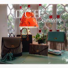 Handmade DCH Treasures  Divina Castidad Handbags Colombia