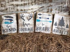 rustic nursery décor, woodland theme nursery, nursery signs, deer antler décor, arrow décor YOU PICK COLORS trendy family must haves for the entire family ready to ship! Free shipping over $50. Top brands and stylish products