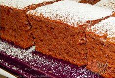 Domácí výborný perník na snídani | NejRecept.cz Sponge Cake, Baked Goods, Tiramisu, Banana Bread, Nom Nom, Cheesecake, Deserts, Food And Drink, Sweets