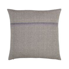 Discover+the+Waffle+Design+Boutique+Square+Cushion+Cover+-+Dark+-+Purple+at+Amara