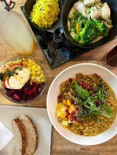 Die besten Bio-Restaurants | Salzburg Organic Food Guide Bio Restaurant, Restaurant Recipes, Essen In Salzburg, Organic Recipes, Ethnic Recipes, Köstliche Desserts, Vegan, Chana Masala