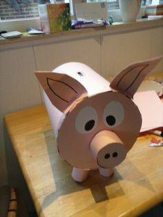 Piggy Bank, Theater, School, Home Decor, Gift, Decoration Home, Room Decor, Theatre, Money Bank