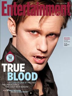 True Blood Eric Alexander Skarsgård