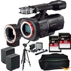Sony NEXVG900 VG900 NEX-VG900 NEX-VG900H Full « Blast Gifts